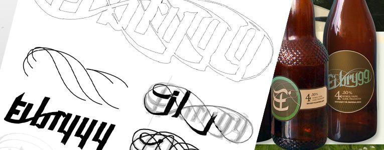 Eibrygg Identity sketches